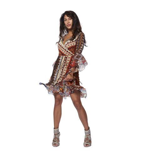 Tessa Koops Zindia Dress Gabez