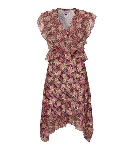 Tessa Koops Sula Dress Corali