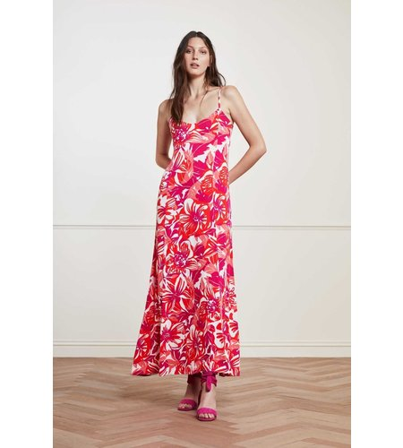 Fabienne Chapot Sunny Maxi Dress Flaming Red Bright  P