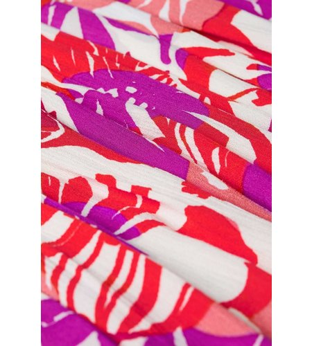 Fabienne Chapot Swoosie Skirt Flaming Red Bright  P