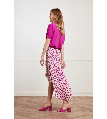 Fabienne Chapot Cora Skirt Cream White Cherry R