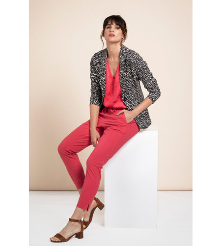 Studio Anneloes Startup Trousers Raspberry