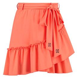 NIKKIE Suzy Ruffle Wrap Skirt