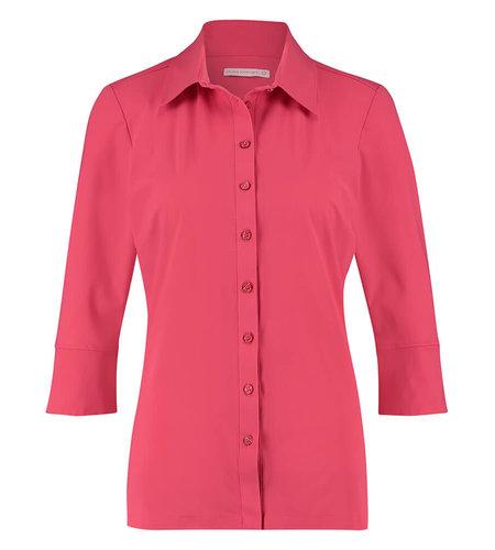 Studio Anneloes Poppy Cuff Shirt Raspberry