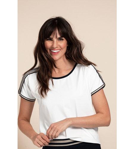 Studio Anneloes Shy Shirt Off White