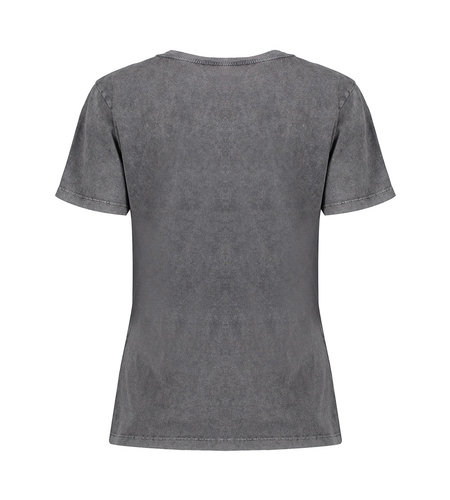 Geisha T-shirt Free Life 12323-24 Grey