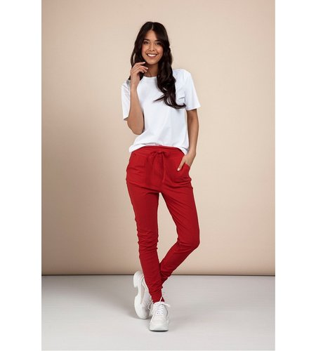 Studio Anneloes Franka 3.0 Trousers Red