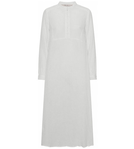 Costa Mani Khan Dress White