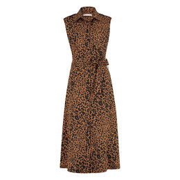 Studio Anneloes Indy Shortsleeve Animal Dress