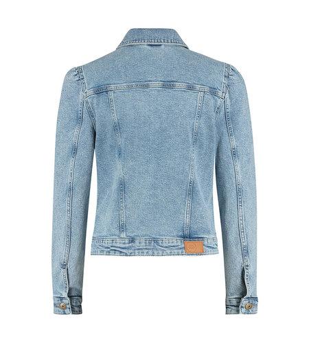 Studio Anneloes Sissy Organic Jeans Jacket Light Jeans Blue