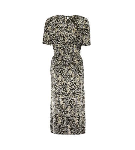 Geisha Dress 17474-20 Off White Sand Combi