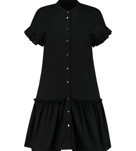 NIKKIE Florike Dress Black