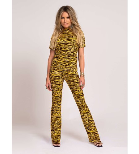 NIKKIE - Selected by Kate Moss Tiger NIKKIE Shortsleeve Bamboo
