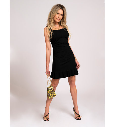 NIKKIE - Selected by Kate Moss Genevera Dress Black