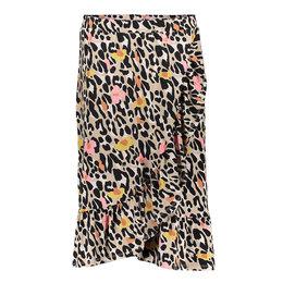 Geisha Skirt Rose Wrap 16380-60