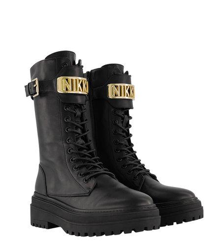 NIKKIE Lynn Boots Black Gold