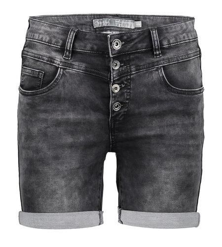 Geisha Shorts 11307-10 Grey Denim