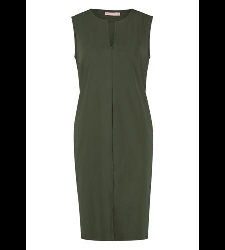 Studio Anneloes Caro Sleeveless Dress Green