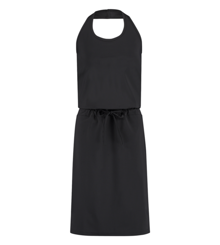 Studio Anneloes Kris Halter Dress Black