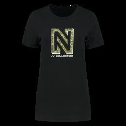 NIKKIE Snake Nikkie Logo Tshirt