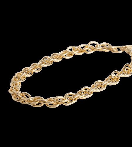 NIKKIE Lune Necklace Gold