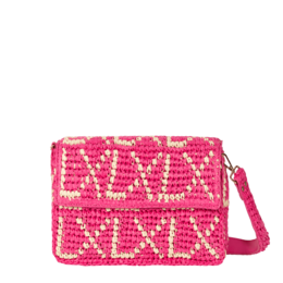 Alix The Label Ladies Paper Chochet Small LX Bag