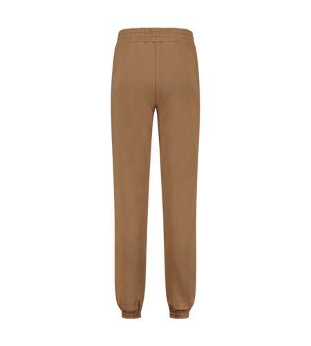 NIKKIE High Waist Sweatpants Brown
