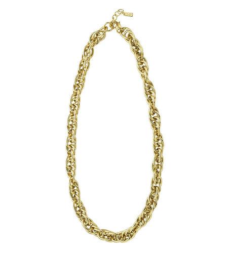 Mya Bay Necklace Sacramento Gold