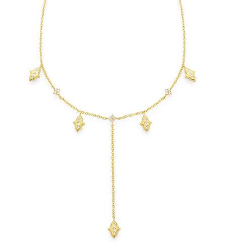 Mya Bay Necklace Lovely Sultana Gold