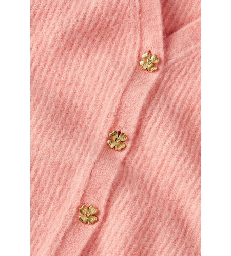 Fabienne Chapot Sally Cardigan Sleeve Lovely Pink