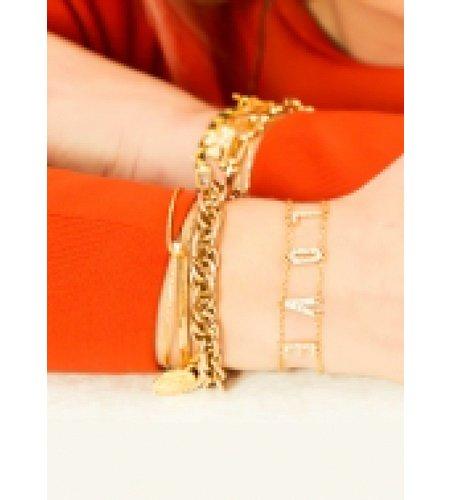 Mya Bay Bracelet Sacramento Gold (1)