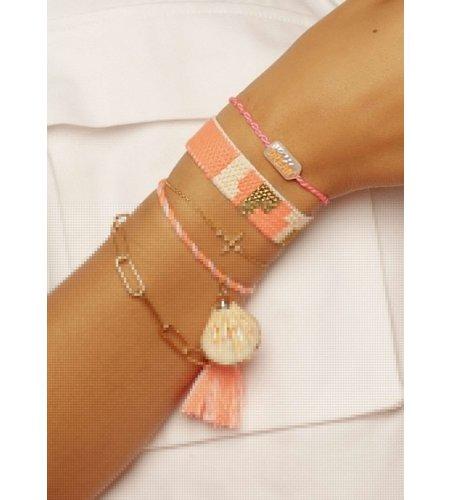 Mya Bay Bracelet Sunset Boulevard Pink