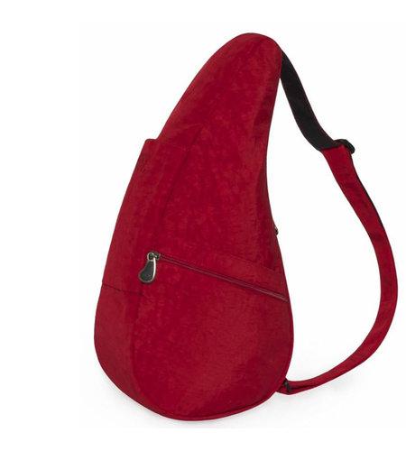 Healthy Back Bag Textured Nylon Medium  Crimson Red 6304 Crimson Red