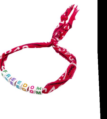 Mya Bay Bracelet Bandana Freedom