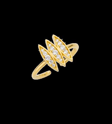 Mya Bay Ring Lovely Broadway Gold