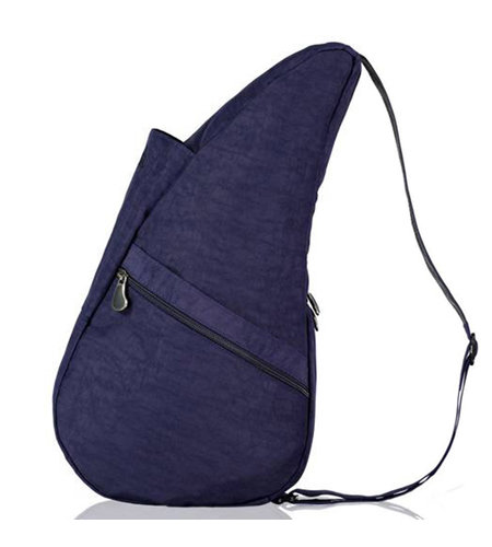 Healthy Back Bag Textured Nylon Medium  Blue Night 6304 BlueNight