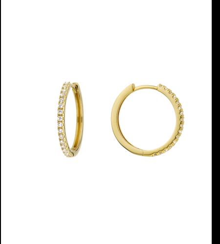 Mya Bay Earrings Awesome Delhi Gold