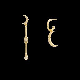 Mya Bay Earrings Moon