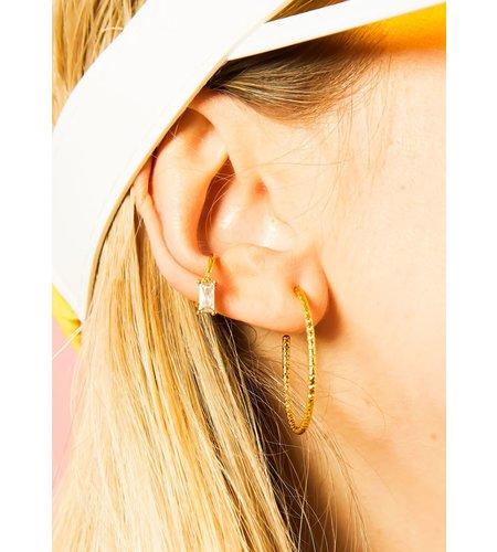 Mya Bay Earrings Amazonia Gold