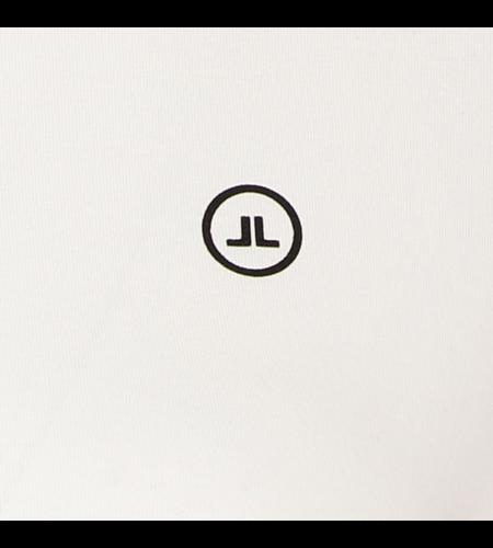 Jane Lushka Organic T Shirt Logo White