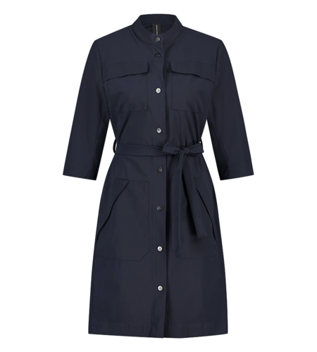 Jane Lushka Dress Fily Blue