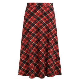 King Louie Juno Midi Skirt Chatham