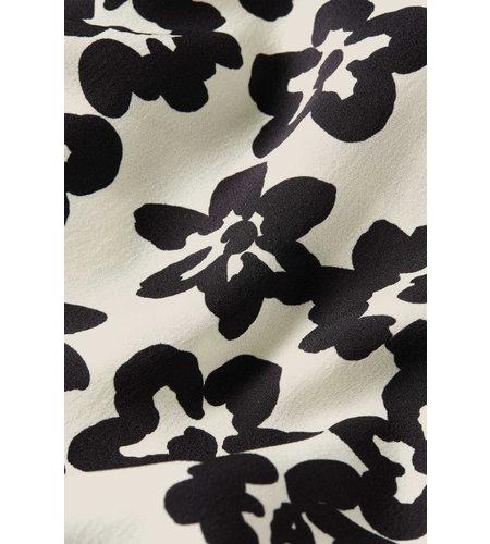Fabienne Chapot Kim Blouse Cream White Black