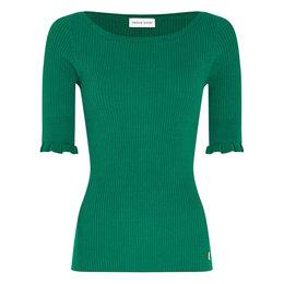 Fabienne Chapot Sanne Short Sleeve Boatneck Pullover