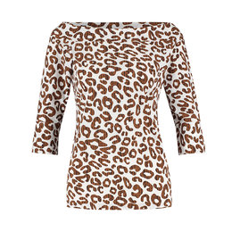 Studio Anneloes Dolly Leopard Shirt