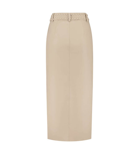 Fifth House Mace Midi Skirt Pastry