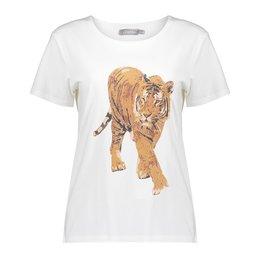 Geisha T Shirt Tiger 12602-25