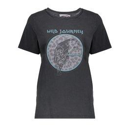 Geisha T Shirt Wild Journey Acid Dye 12534-24