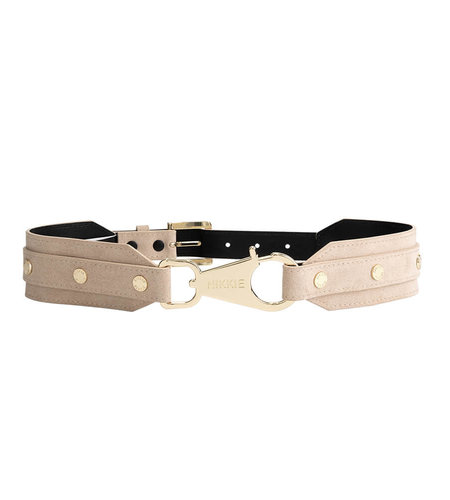 NIKKIE Paige Belt Dust