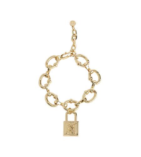 NIKKIE Penny Bracelet Gold